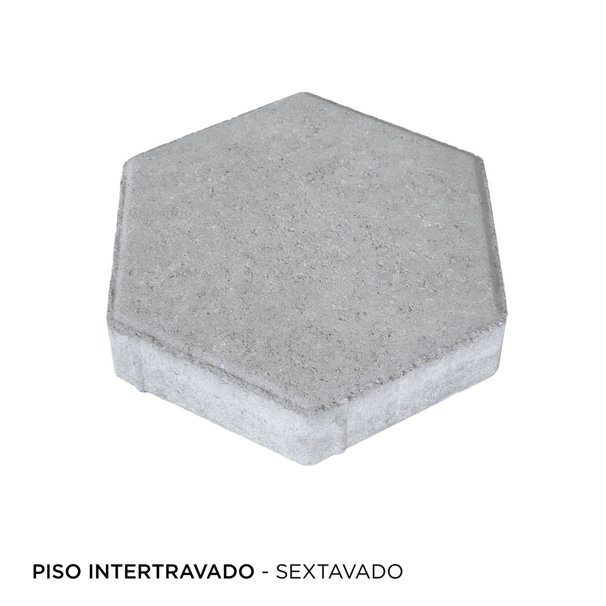 intertravado sextavado